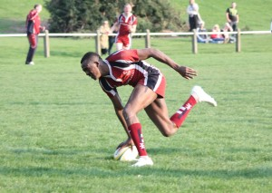 2011 1st XV Best Tries