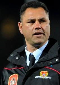 Tabai Matson (Assistant Coach Canterbury NPC)
