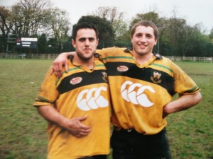 Northampton Saints 1996 to 2001