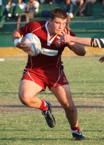 Rhys Morgan (2009 to 2011)