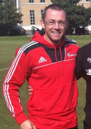 Jamie Hamilton (Crusaders Performance Analyst)