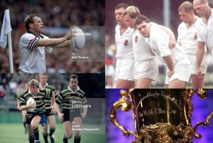 John Olver: England International and Northampton Saints Captain