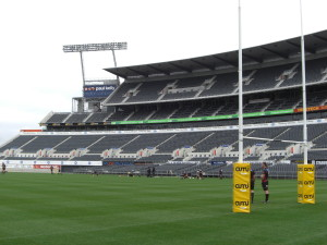 Captain's Run (Friday morning)