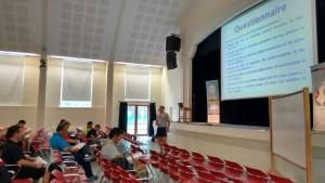 Presentating