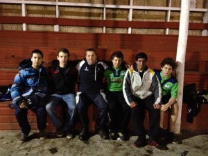 Inters and Seniors, Temuco Rugby Club