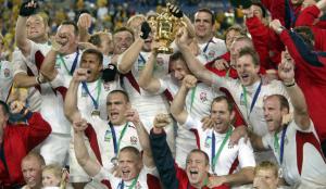 England RWC 2003 Victory