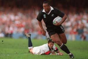Johan Lomu v. England RWC 1995