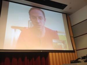 David Epstein's Skype