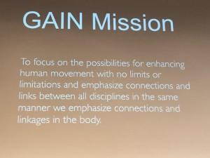 GAIN Mission
