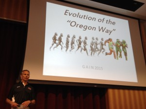 "Jim Radcliffe: Evolution of the ""Oregon Way"""