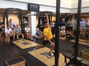 Sal Marinello's Olympic Lifting Session