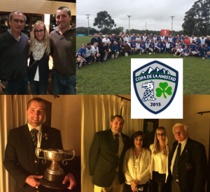 Copa Amistad 2015