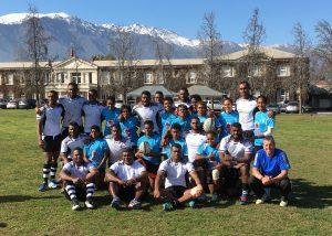 Fiji 7s Pre-Olympic Training Camp